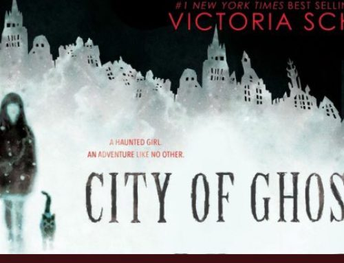 City of Ghosts by Victoria Schwab | Book Review