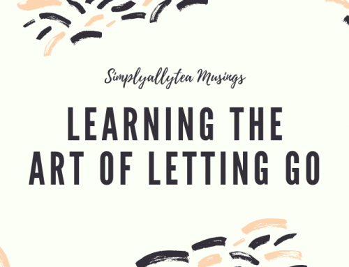 Learning the Art of Letting Go | Simply Musings