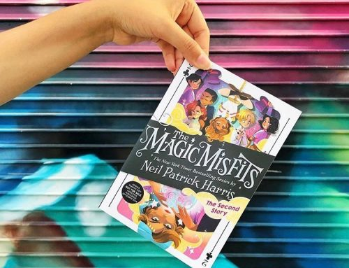 The Magic Misfits: The Second Story by Neil Patrick Harris