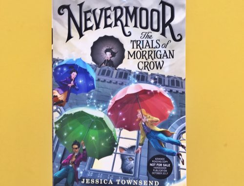 Nevermoor: The Trial of Morrigan Crow by Jessica Townsend