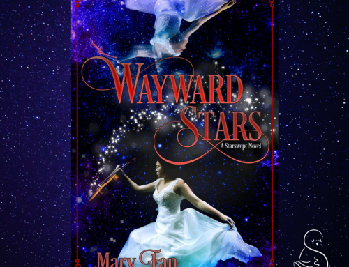 Wayward Stars (Starswept #2) by Mary Fan