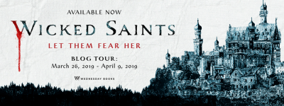 Wicked Saints by Emily A. Duncan blog tour