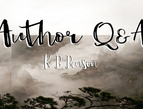 The Harvest's KB Benson – Author Interview