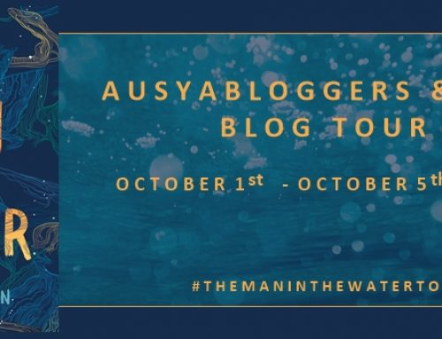 The Man in the Water by David Burton | AusYABlogger Book Tour