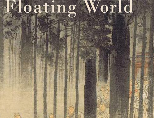 Drowning in the Floating World by Meg Eden | Book Tour