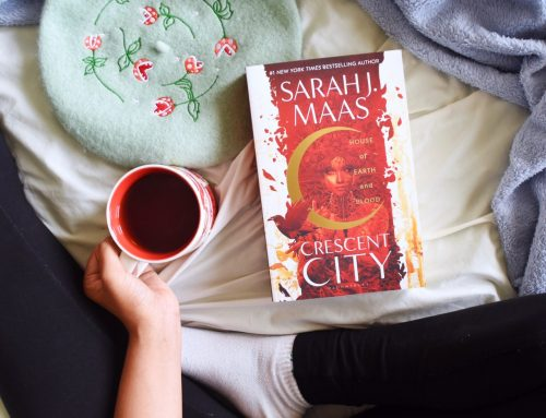 Crescent City: House of Earth and Blood by Sarah J Mass