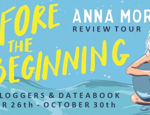 Before the Beginning by Anna Morgan | AusYaBloggers Book Tour